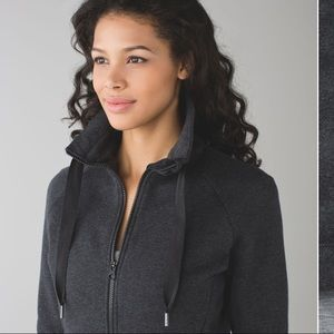 Lululemon &go Take-Off Fleece Jacket